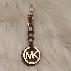 Michael Kors Leather Purse Clip